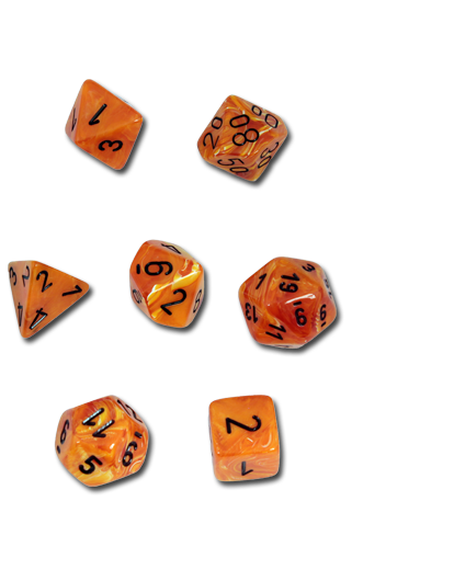 tabletop dice