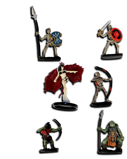 tabletop miniatures